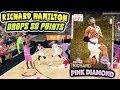 PINK DIAMOND RICHARD HAMILTON 50 POINT DEBUT!! INCREDIBLE SHOOTER ONLY 30K!!!! NBA 2K19