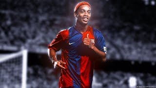 Ronaldinho Best Skills And Goals - Googbye LEGEND !