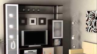 Маленькие стенки и горки(Маленькие стенки и горки - модели для небольших комнат Выбирая маленькую стенку на заказ в компании MebelVam,..., 2013-02-26T16:19:44.000Z)