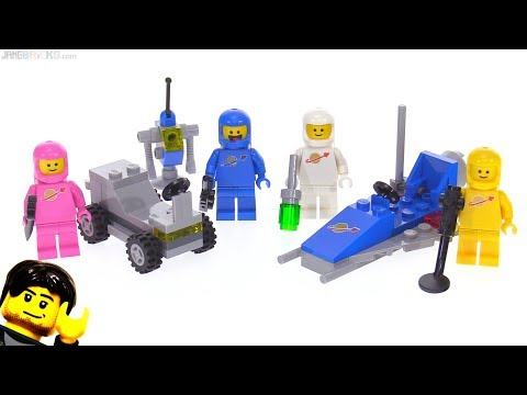 LEGO Movie 2 Benny's Space Squad reviewed 😄 70841