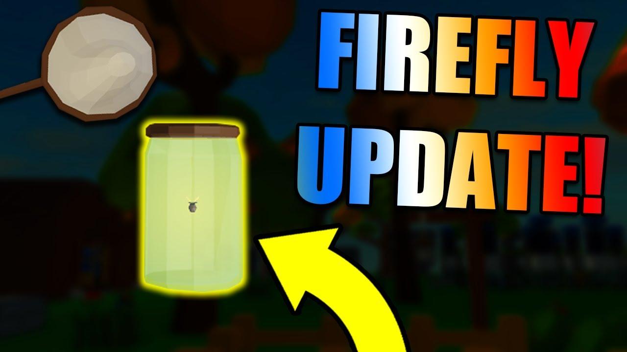 Islands Roblox Fireflies New Update Fireflies Net Display Case And Rainbow Fireflies Roblox Islands Firefly Update Youtube