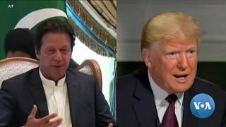 Pakistan's Prime Minister Heads to White House thumbnail