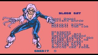 Spider-Man: The Video Game - Black Cat Playthough