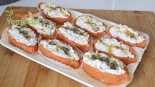 Patates Çanağında Tavuk Salatası/Farklı Salata Tarifi /Hayalimdeki Yemekler