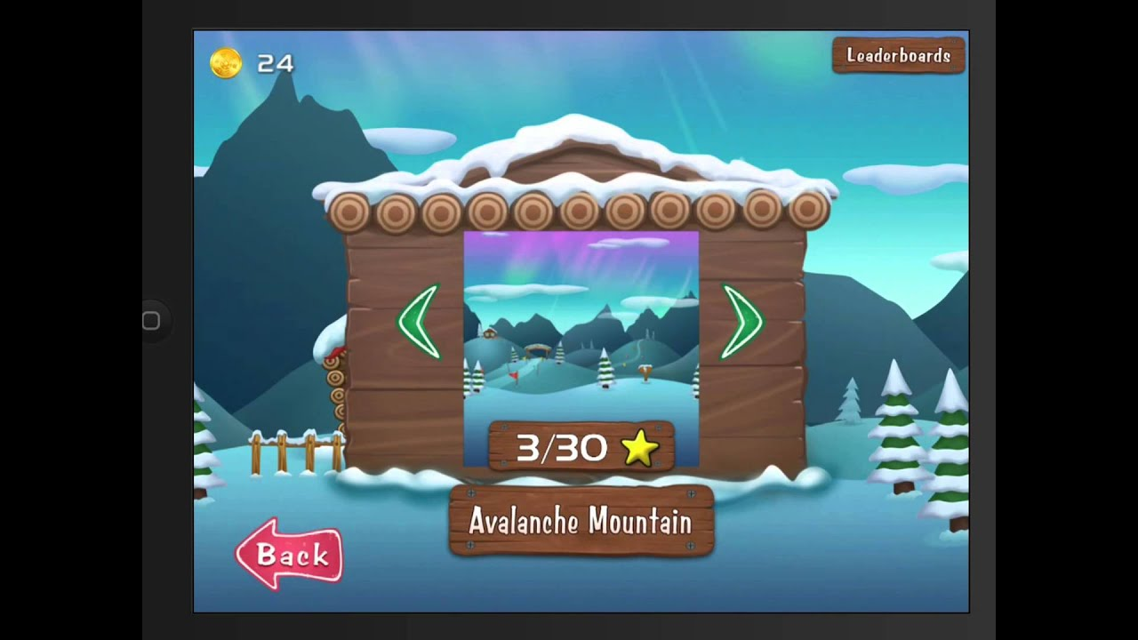 Avalanche Mountain 2 App Source Code by Bluecloud Solutions