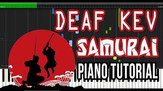 Deaf Kev Samurai Piano Tutorial Synthesia.mp3