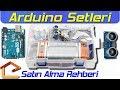 Arduino Seti Satın Alma Rehberi Kutu Açılımı 2 mp3