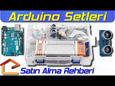 Arduino Seti Satın Alma Rehberi + Kutu Açılımı #2