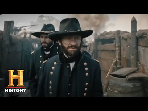 Grant: Official Trailer | 3-Night Miniseries Event Premieres Memorial Day, May 25 at 9/8c | History