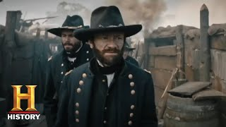Grant: Official Trailer   3-Night Miniseries Event Premieres Memorial Day, May 25 at 9/8c   History
