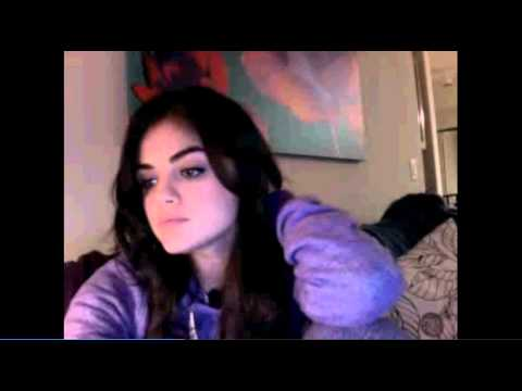 Lucy Hale old ustream