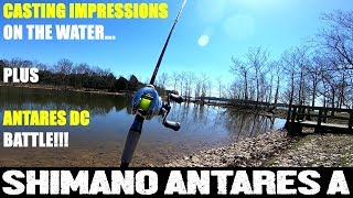 "2019 SHIMANO ANTARES ""A"" CASTING IMPRESSIONS AND CAST BATTLE VS ANTARES DC!!! mp3"