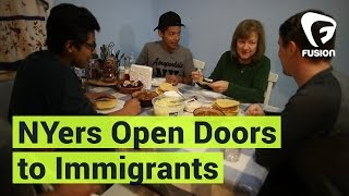 New Yorkers Are Helping Undocumented Immigrants   Undocumented America