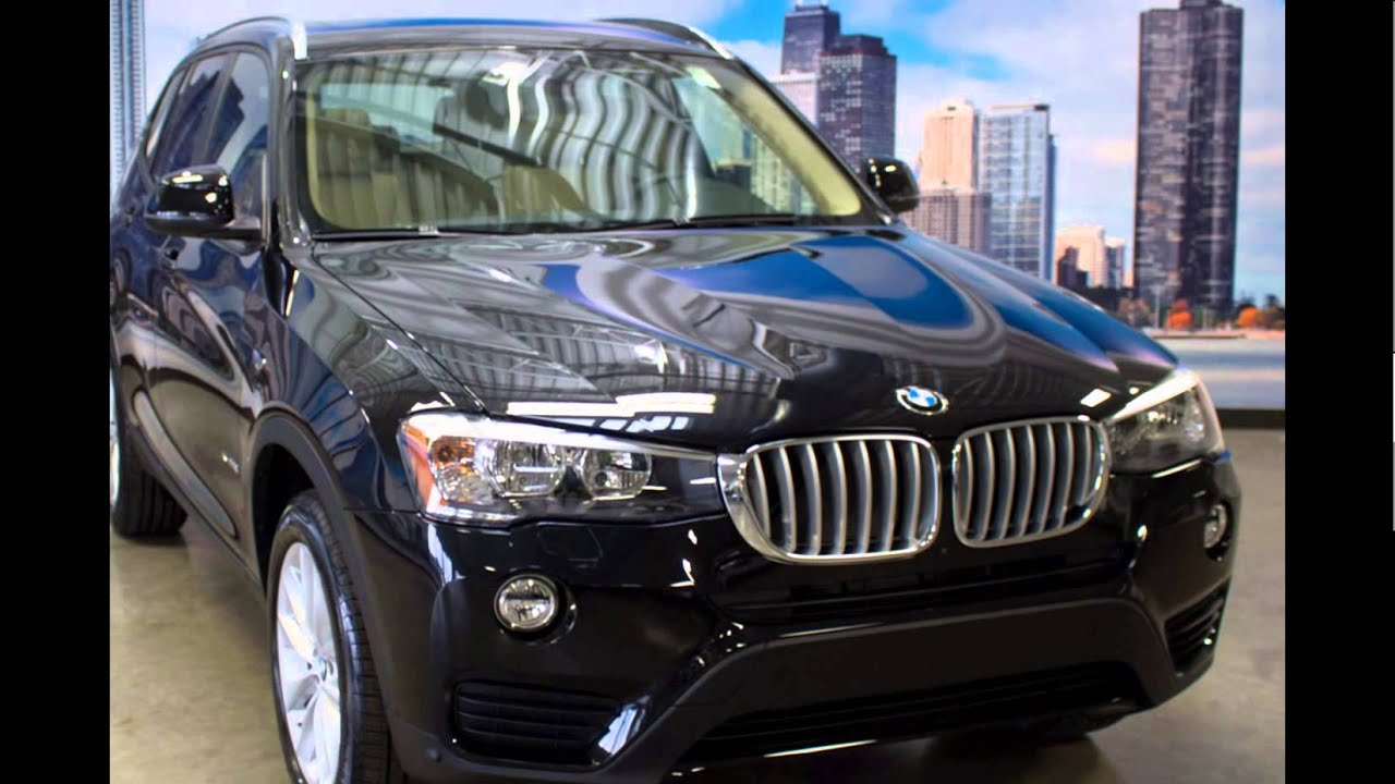 2016 bmw x3 black sapphire metallic youtube. Black Bedroom Furniture Sets. Home Design Ideas