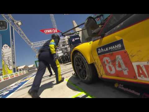 24 Heures du Mans 2017 - Race highlights from 12pm to 2pm