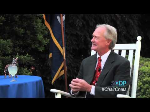 Chair Chats w/ Governor Lincoln Chafee