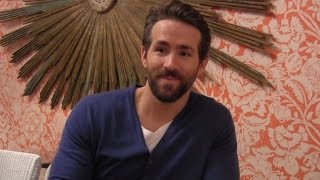 Ryan Reynolds Talks 'The Voices', 'Deapool' and 'Selfless'