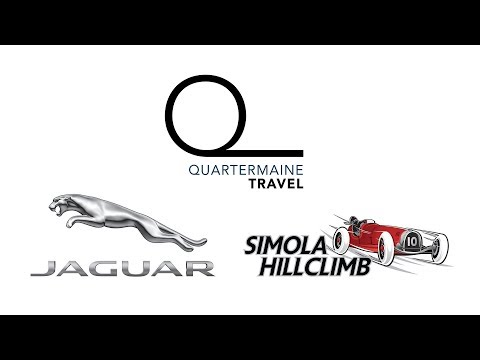 Jaguar Simola Hill Climb - South Africa