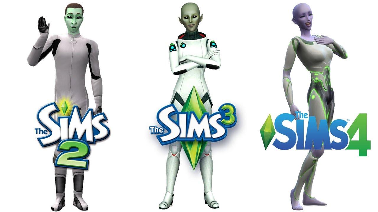 dating an alien sims 3