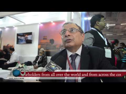 Bejan Dinshaw - Country Manager-India, Abu Dhabi Tourism & Culture Authority