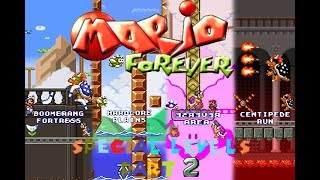 Mario Forever Special Levels By Me (Part 2)