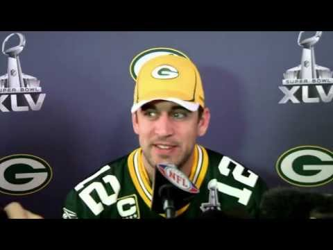 Green Bay Packers Aaron Rogers and Jordy Nelson