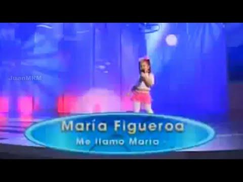 ME LLAMO MARÍA, YO TENGO MI POM POM, 2 HORAS, SIN RAPERO!