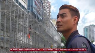 Sukan Sea  stadium Memorial Rizal Masih Dalam Proses Penambahbaikan