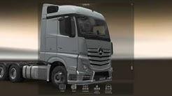 Euro Truck Simulator 2 Blinker