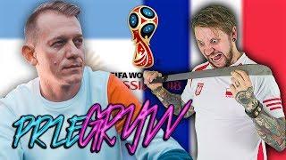 ARGENTYNA vs FRANCJA - MUNDIAL 2018 - WarGra // TE-TRIS