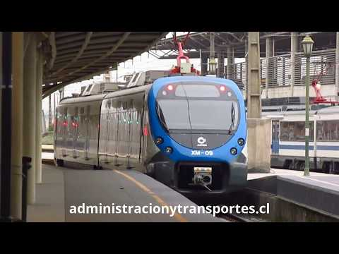 Metrotren Nos (Nos Express) | Viaje en Alstom Xtrapolis Modular XM-09