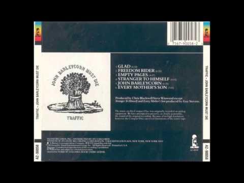 Traffic - John Barleycorn Must Die 1970 (Full Album)