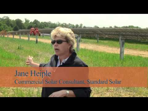Kent County High School Solar Power System Tour