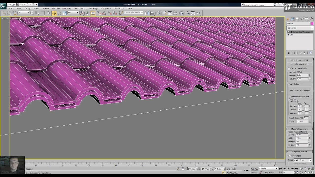 Tutoriais treinamento 3d online roof designer youtube Create 3d model online free