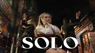 [KPOP IN PUBLIC OSLO] JENNIE - SOLO Dance cover by UNC
