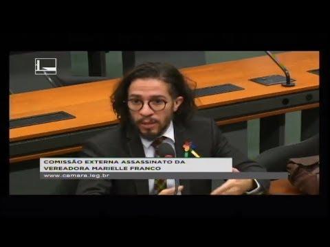 ASSASSINATO MARIELLE FRANCO E ANDERSON PEDRO GOMES - Reunião Deliberativa - 13/06/2018 - 12:28