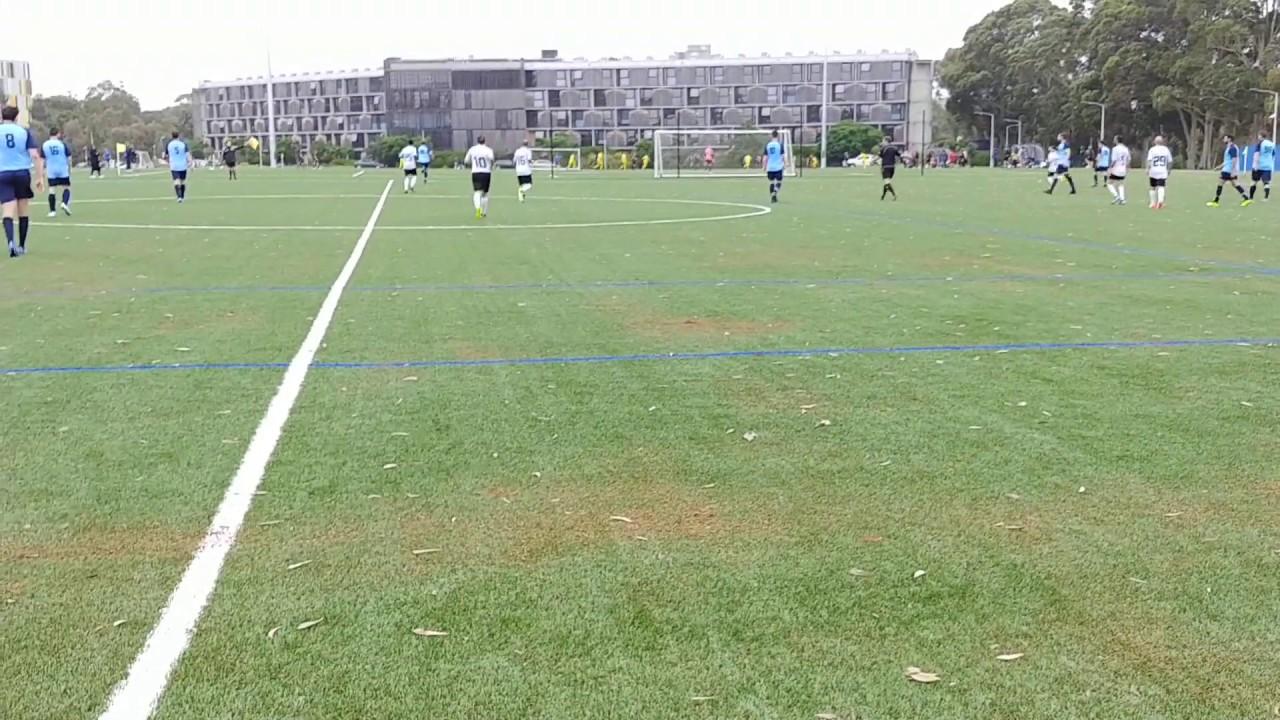 Glen Eira FC Girls u10 Catleys vs Hampton u11s 1st Half 19