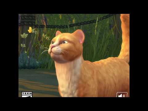 The Sims 4 Cats & Dogs: Cats vs Raccoons Video Clip