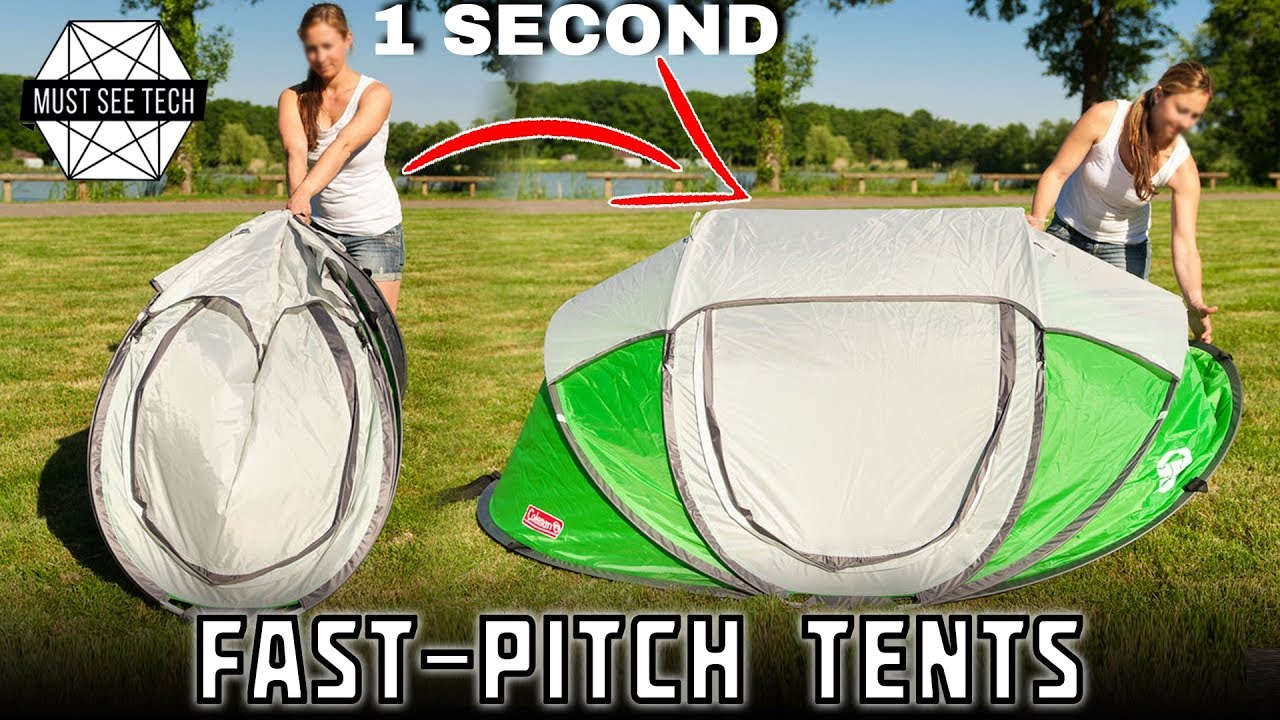 Download 9 Best Pop-up Tents and Fast Pitch Models for Instant Campsite Setup