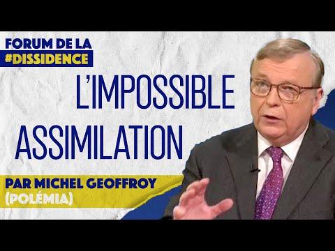 🔴 L'impossible assimilation par Michel Geoffroy de Polemia