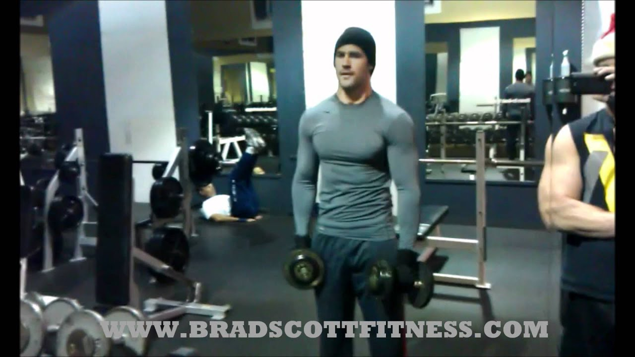 Killer Shoulder And Trap Workout Youtube
