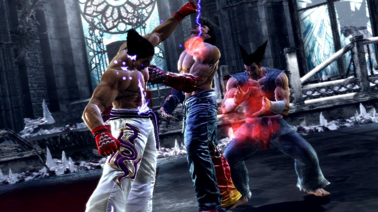 Tekken Tag Tournament 2 The Art Of Doing Combos True Hd