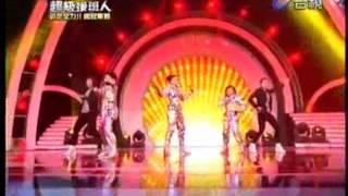 2013-10-26 超級接班人POPCORN - 飛起來 (徐懷鈺) + 怪獸 (徐懷鈺) + 射手 (MP魔幻力量) 表演部份