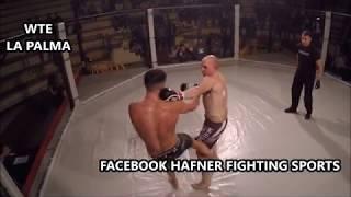 Adrian Ramos vs Alberto Perera MMA WTE La Palma