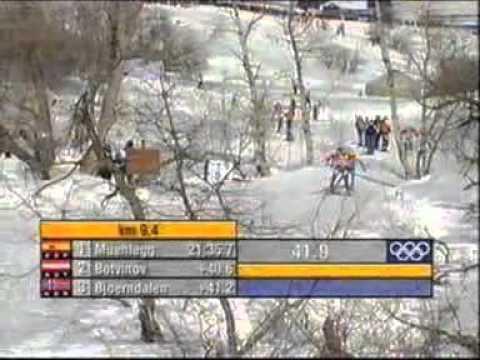 2002 OWG SLC 30 km F Mst HOFFMANN BOTVINOV SKJELDAL