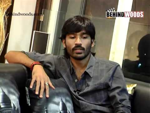 Aadukalam Dhanush Interview Part 1