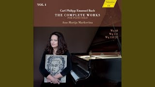 "Keyboard Sonata in A Major, Wq. 48/6, H. 29, ""Prussian Sonata No. 6"": I. Allegro"