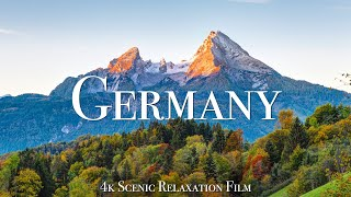 Germany 4K - Scenic Relaxation Film With Calming Music