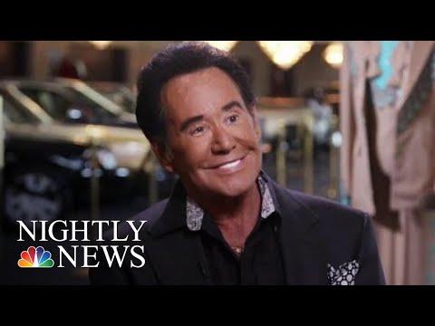 Wayne Newton Celebrating Six Decades Of Entertaining Audiences In Las Vegas | NBC Nightly News