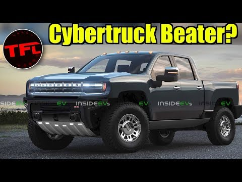 Does the New GMC Hummer EV Have What it Takes to Beat the Tesla Cybertruck? We Break it Down!